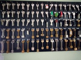 Дизайн, изготовление и реставрация товаров - Изготовление ключей, 0