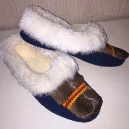 Домашняя обувь - Тапки женские р.38, 0