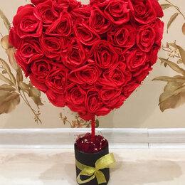 Цветы, букеты, композиции - Топиарий для возлюбленных ♥️, 0