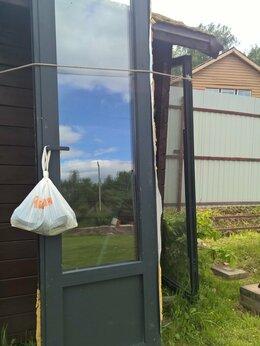 Входные двери - дверь входная + окно Новые, 0