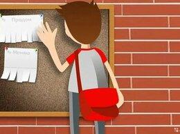 Расклейщик - Расклейщик объявлений по этажам., 0