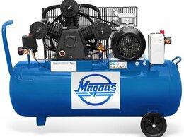 Воздушные компрессоры - Компрессор воздушный Magnus KW-525/100АS, 0
