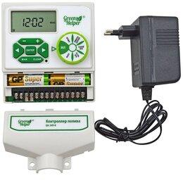 Системы управления поливом - Контроллер полива GA-349-8, 0
