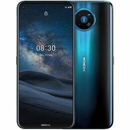 Мобильные телефоны - Nokia 8.3 5G Dual sim 8/128GB, 0