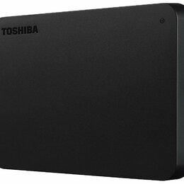 Внешние жесткие диски и SSD - Внешний HDD Toshiba Canvio Basics (new) 500 ГБ, 0