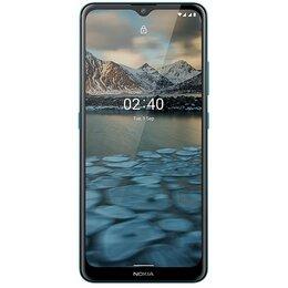 Мобильные телефоны - Смартфон Nokia 2.4 2/32GB Dual Sim Синий, 0