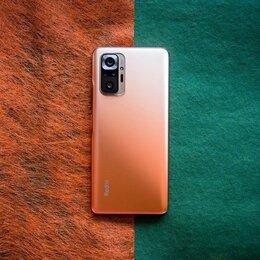 Мобильные телефоны - Xiaomi Redmi Note 10 Pro 6/128 bronze новый, 0