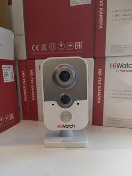 Видеокамеры - Камера видеонаблюдения DS-T204, Full HD, со звуком, 0