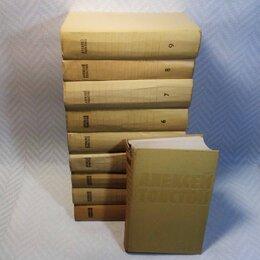 Художественная литература - А. Толстой. Собрание сочинений в 10 томах., 0