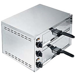 Жарочные и пекарские шкафы - Печь для пиццы Kocateq EPC02ECO, 0
