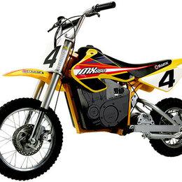 Мото- и электротранспорт - Электромотоцикл Razor Dirt Rocket MX650, 0