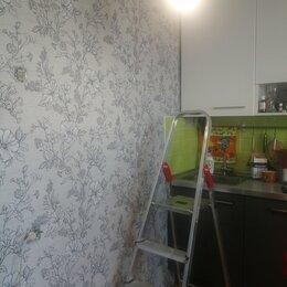 Архитектура, строительство и ремонт - Поклейка обоев, шпатлёвка стен, 0
