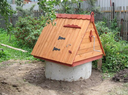 Архитектура, строительство и ремонт - Копка колодцев под ключ. , 0