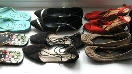 Босоножки - Пакетом 7 пар обуви р.40, цена за все вместе.…, 0