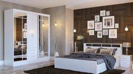 Кровати - Гарнитур с матрасом новый, 0