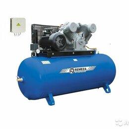 Воздушные компрессоры - Компрессор Remeza сб 4/Ф-500 LT 100, 0