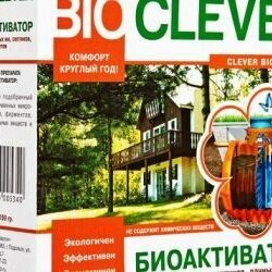 Аксессуары, комплектующие и химия - Средство биобактерии Bioclever био активатор для уличного туалета, 0
