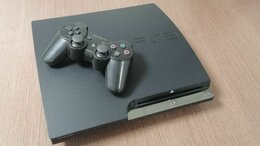 Игровые приставки - 🔥Sony PlayStation 3 Slim 500Gb, 0