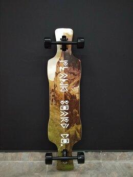 Скейтборды и лонгборды - Лонгборд Plank Inka новый с бесплатной доставкой, 0