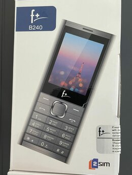 Мобильные телефоны - Мобильный телефон Fly B240, 0