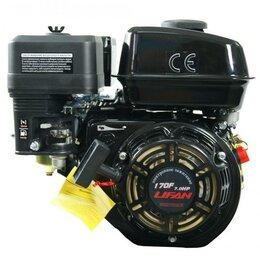 Двигатели - Бензиновый двигатель Lifan 170F Eco (7 л.с.), 0