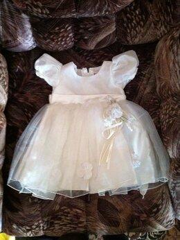 Платья и сарафаны - Платье детское праздничное, 0