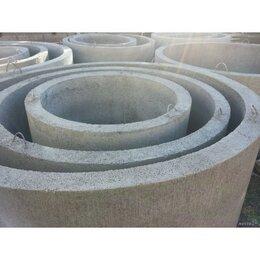 Железобетонные изделия - Кольцо бетонное колодца КС 10.6, 0