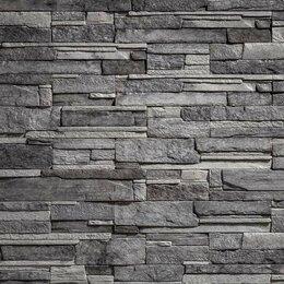 Облицовочный камень - Декоративный камень Montebelo Ash Slate01, 0