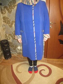 Пальто - Пальто женское демисезонное 52-54 , 0