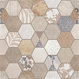 Плитка из керамогранита - TFU03ATR404 Плитка напольная Alma Ceramica Asteria 418*418*8,5, 0