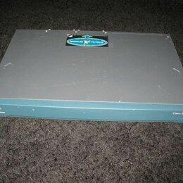 Проводные роутеры и коммутаторы - Маршрутизатор Cisco 2620 с модулями WIC-1B-S/T, 0