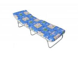 Диваны и кушетки - Кровать раскладная Плюс с матрасом 50 мм, 0