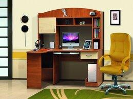 Компьютерные и письменные столы - Компьютерный стол Аристократ СК-11, 0