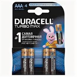 Батарейки - Батарейки Duracell мизин. TURBO, 0