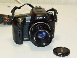 Фотоаппараты - Sony Alpha A450 + Minolta AF 50 mm f/ 1.7.…, 0