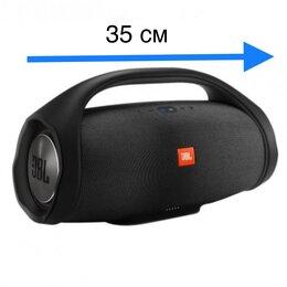 Портативная акустика - Беспроводная большая колонка Boombox 35см, 0