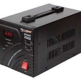 Прочее оборудование   - Smart 2000 Однофазный напольный электронный стабилизатор серии SMART, 0