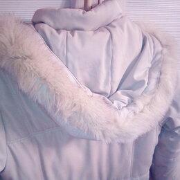 Пуховики - Пуховик белый, 0