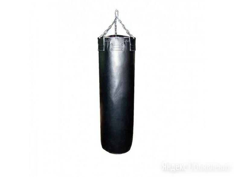 Мешок Боксерский Кожаный Профессиональный - 70кг по цене 17800₽ - Тренировочные снаряды, фото 0
