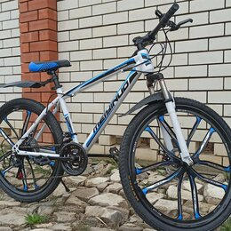 Велосипеды - Велосипеды новые на литых дисках, 0
