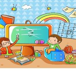 Репетиторы - подготовка к школе., 0