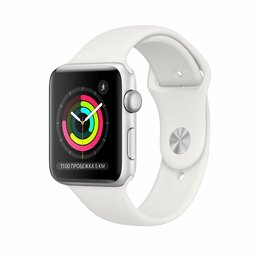 Умные часы и браслеты -  Умные часы Apple Watch Series 3 38мм, 0