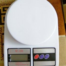 Прочая техника - Весы кухонные электронные от 1г до 10кг, 0