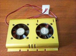 Кулеры и системы охлаждения -  Кулер (вентилятор) для жесткого диска компьютера., 0