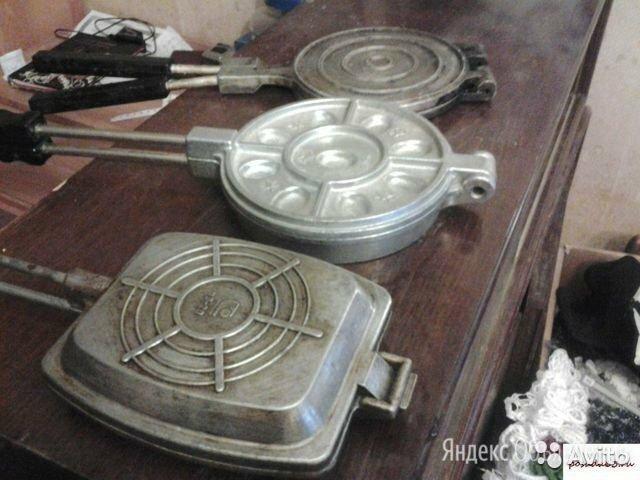 Тяжелые надежные алюминиевые формы для выпечки из СССР по цене 850₽ - Посуда для выпечки и запекания, фото 0