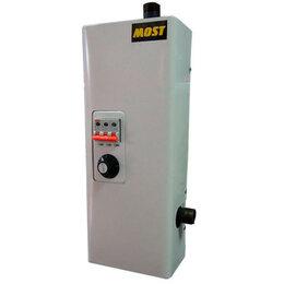 Обогреватели - Котел электрический Most эвпм 6 кВт 220/380В, 0