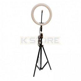 Осветительное оборудование - Кольцевая светодиодная лампа освещение Ring Fill Light ZD666 (26 см), 0