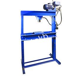 Пресс-станки - Пресс гаражный электрогидравлический с ножным…, 0