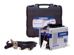Сварочные аппараты - Сварочный инвертор Aurora MINIONE 1600 в кейсе, 0