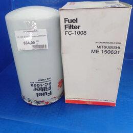 Двигатель и топливная система  - фильтр топливный Sakura FC-1008 ( Mitsubishi), 0